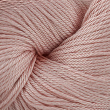Load image into Gallery viewer, Skein of Cascade Ultra Pima DK weight yarn in the color Veiled Rose (Pink) for knitting and crocheting.