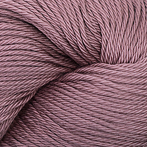 Skein of Cascade Ultra Pima DK weight yarn in the color Vintage Rose (Pink) for knitting and crocheting.