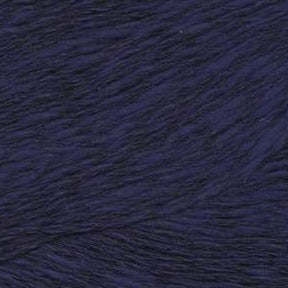 Skein of Juniper Moon Zooey DK weight yarn in color Mainsail (Blue) for knitting and crocheting.