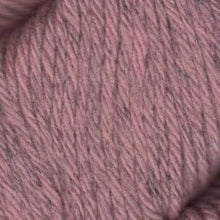 Load image into Gallery viewer, Skein of Juniper Moon Farms Santa Cruz Worsted weight yarn in the color Morganite (Pink) for knitting and crocheting.
