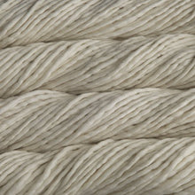 Load image into Gallery viewer, Skein of Malabrigo Rasta Super Bulky weight yarn in the color Natural (Cream) for knitting and crocheting.