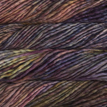 Load image into Gallery viewer, Skein of Malabrigo Rasta Super Bulky weight yarn in the color Queguay (Multi) for knitting and crocheting.