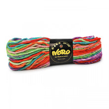 Load image into Gallery viewer, Skein of Noro Kureyon Air Super Bulky weight yarn in the color Kamisu (Multi) for knitting and crocheting.