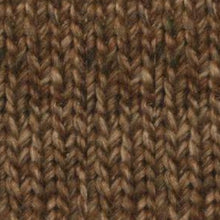 Load image into Gallery viewer, Skein of Noro Silk Garden Sock Solo Sock weight yarn in the color Ushiku (Brown) for knitting and crocheting.