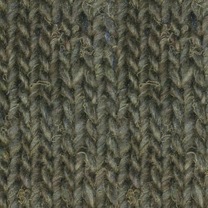 Skein of Noro Silk Garden Solo Worsted weight yarn in the color Choshi (Green) for knitting and crocheting.