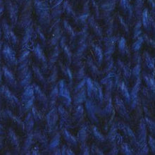 Load image into Gallery viewer, Skein of Noro Silk Garden Solo Worsted weight yarn in the color Fushinu (Blue) for knitting and crocheting.