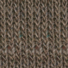 Load image into Gallery viewer, Skein of Noro Silk Garden Solo Worsted weight yarn in color Fujimi (Brown) for knitting and crocheting.