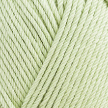 Load image into Gallery viewer, Skein of Rowan Handknit Cotton DK weight yarn in the color Celery (Green) for knitting and crocheting.