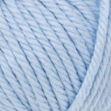 Load image into Gallery viewer, Skein of Rowan Handknit Cotton DK weight yarn in the color Cloud (Blue) for knitting and crocheting.