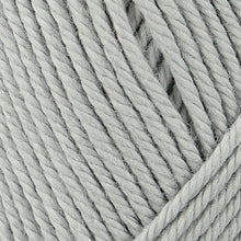 Load image into Gallery viewer, Skein of Rowan Handknit Cotton DK weight yarn in the color Feather (Gray) for knitting and crocheting.