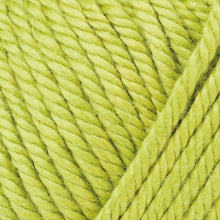 Load image into Gallery viewer, Skein of Rowan Handknit Cotton DK weight yarn in the color Gooseberry (Green) for knitting and crocheting.
