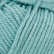 Load image into Gallery viewer, Skein of Rowan Handknit Cotton DK weight yarn in the color Seafoam (Blue) for knitting and crocheting.