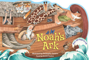 Noah's Ark, Retold by Michelle Knudsen, Board Book