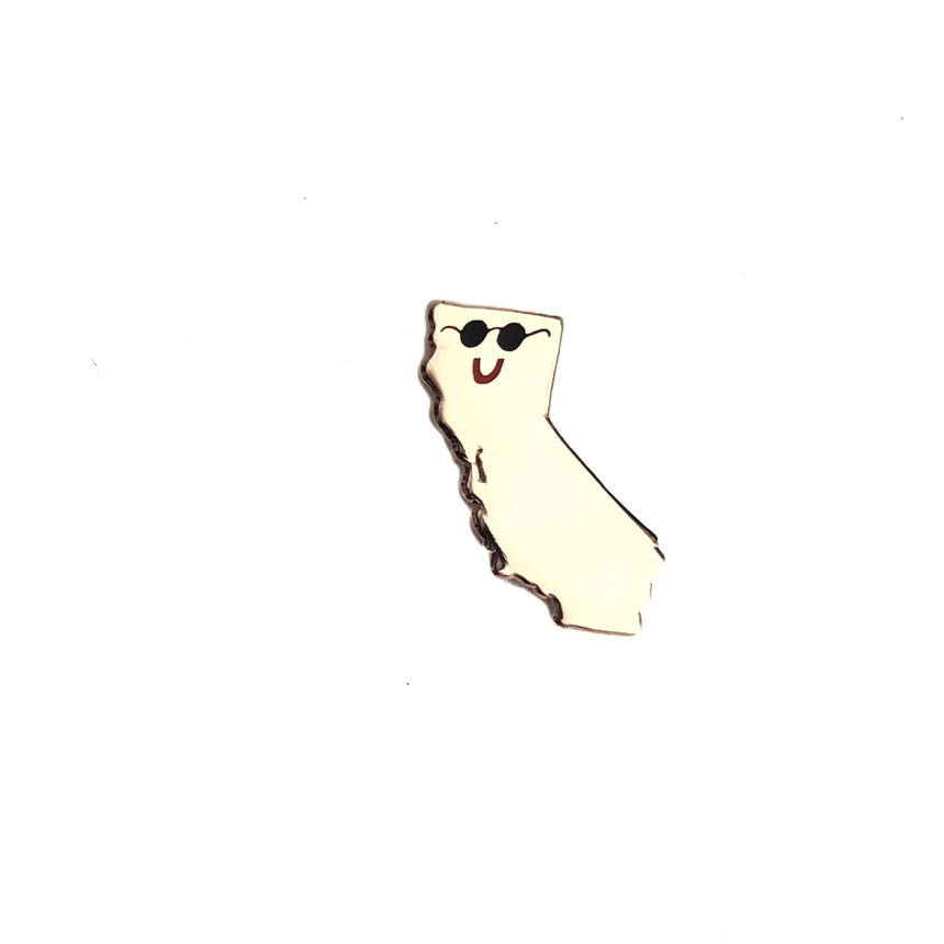 COOLifornia Lapel Pin