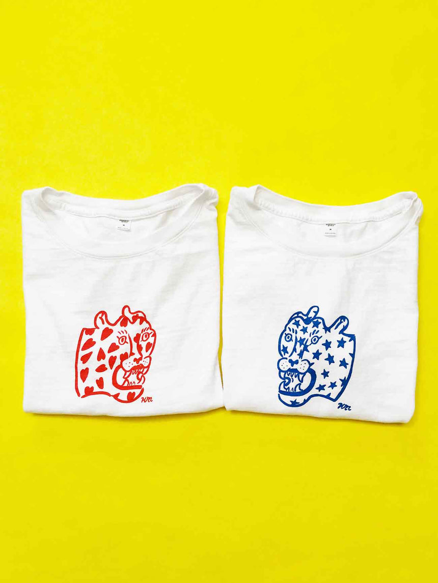 Star Cheetah Tee