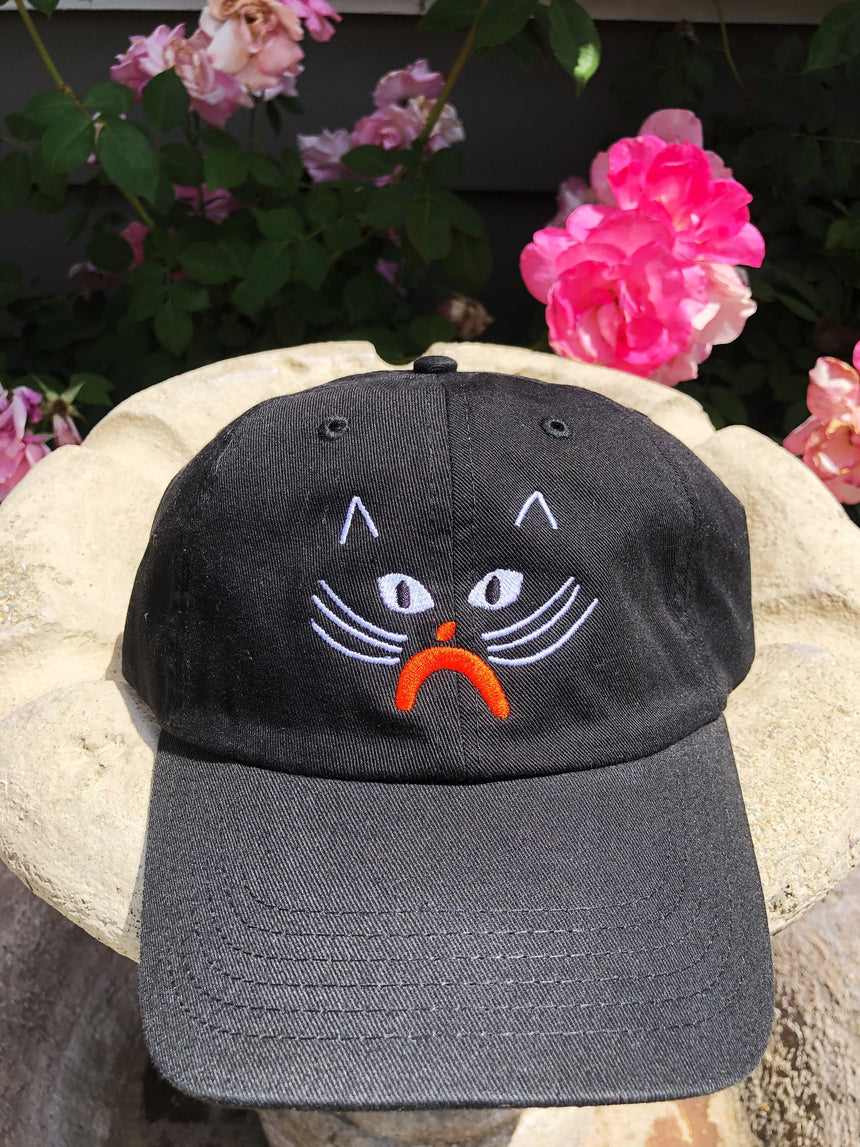 Cat Hat - Black