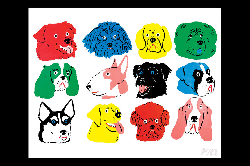 Pet Store Large Dog Prints