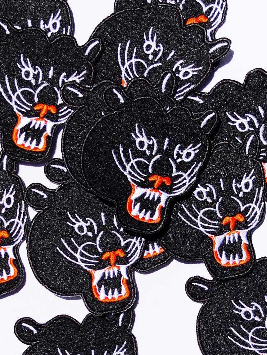 Black Panther Patch*