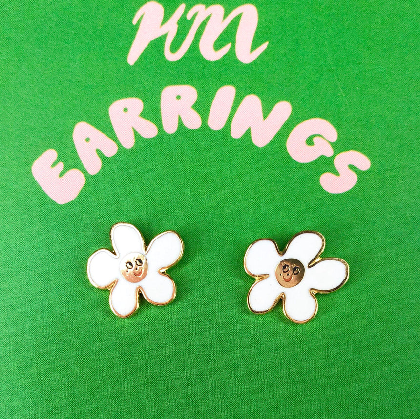 Lady Flowers Earrings