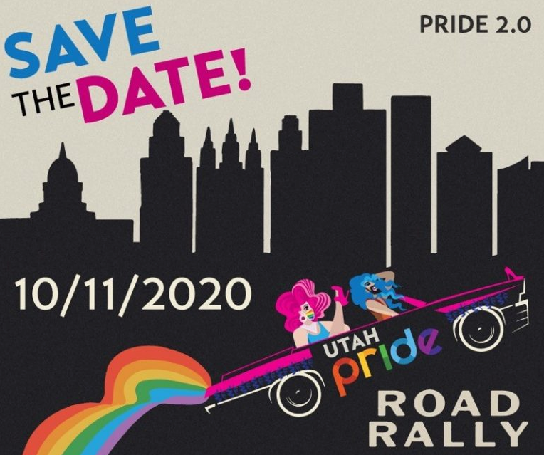 Pride Road Rally Tickets