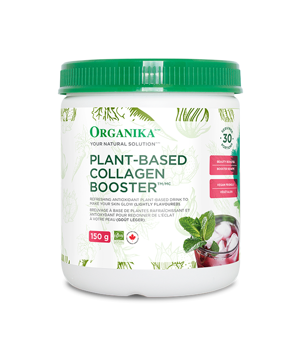 Plant-Based Collagen Booster - Go Mawi