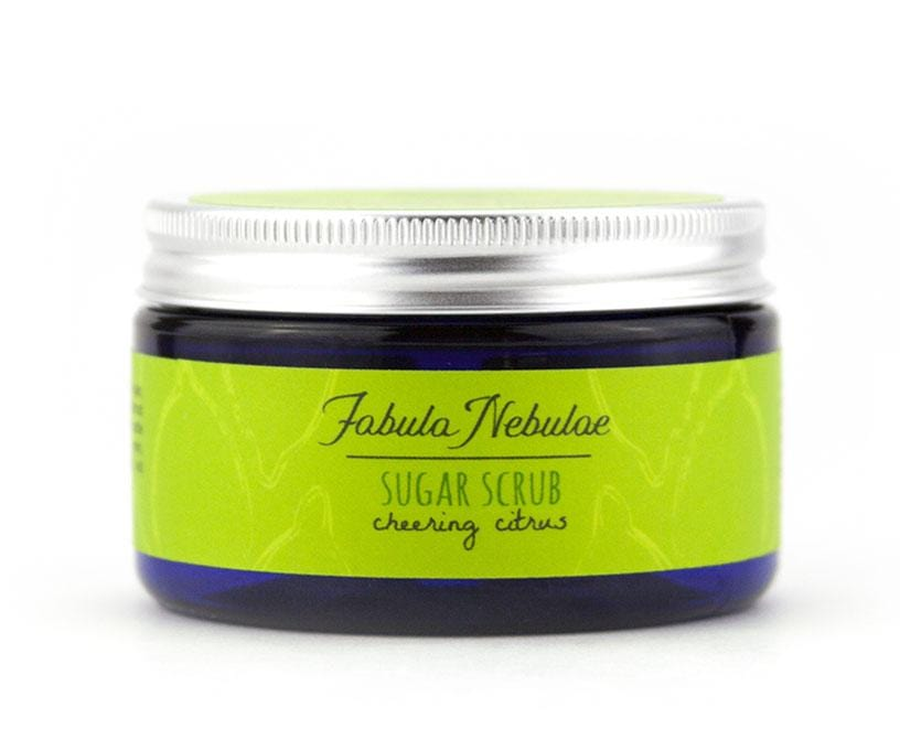 Cheering Citrus Body Scrub