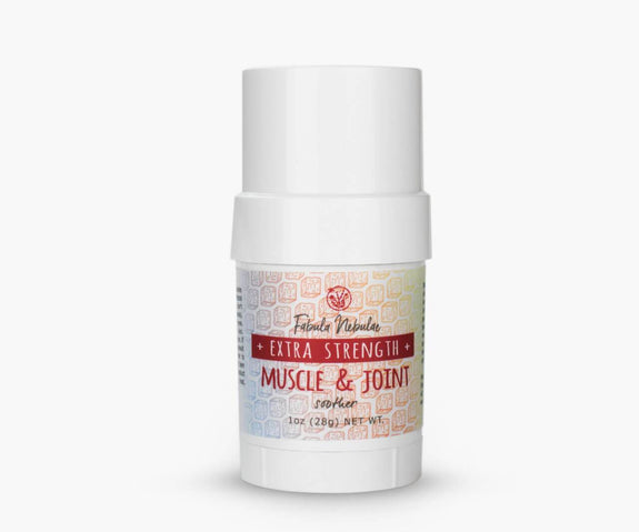 Travel size of our Muscle and Joint Soother (extra strength)