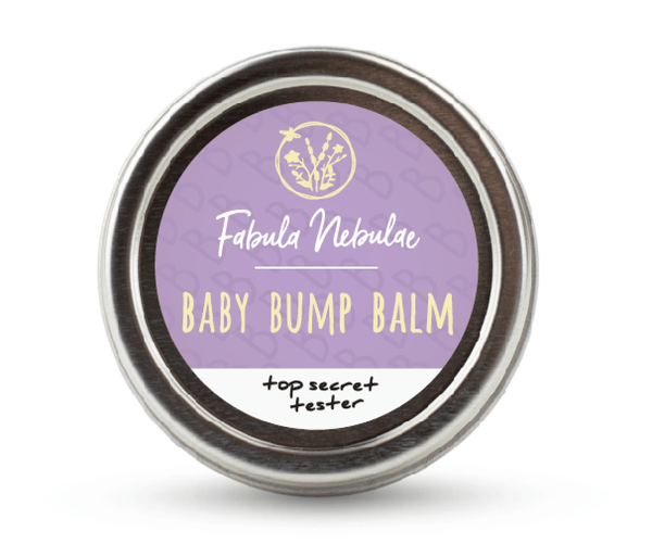 Baby Bump Balm 1 oz Tin