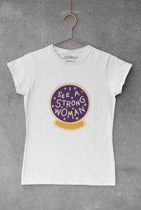 I See a Stronger Woman - Badwine Co.