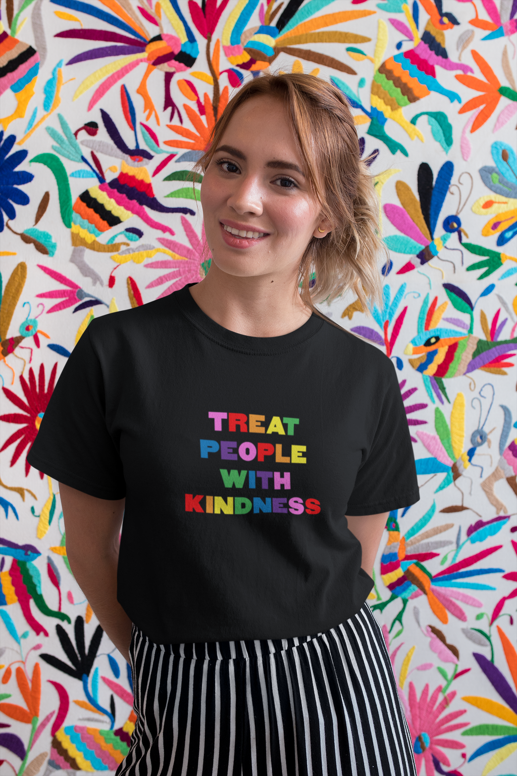 Treat People with Kindness - Badwine Co.