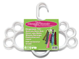 Scarf Hanger - SET OF 2 - WHITE