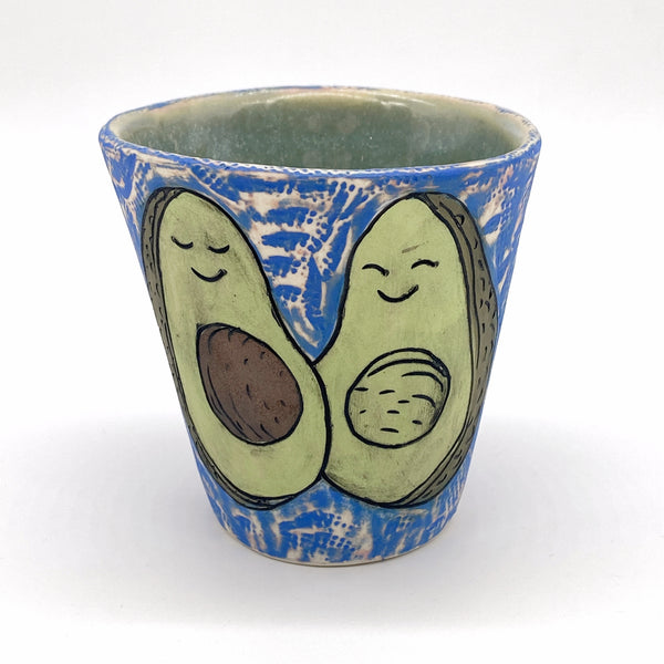 Blue Avocado Cup