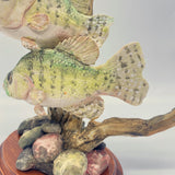 Silver Perch - Sculpture