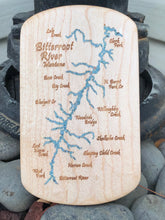Load image into Gallery viewer, Bitterroot River Montana Fly Box