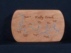Kelly Creek Fly Box