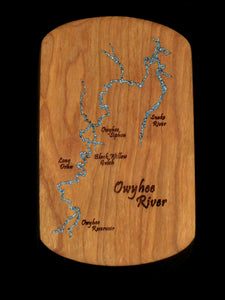 Owyhee River Fly Box