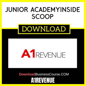 A1revenue Junior Academy Inside Scoop free download idownloadprogram