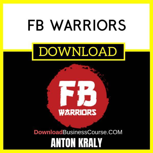 Anton Kraly Fb Warriors free download idownloadprogram