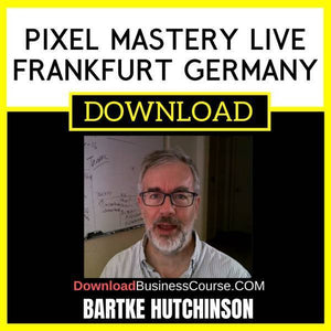 Bartke Hutchinson Pixel Mastery Live Frankfurt Germany free download idownloadprogram