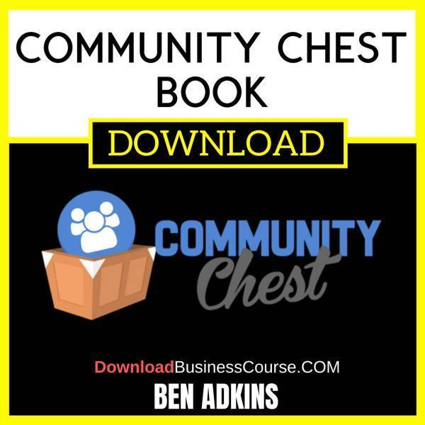Ben Adkins Community Chest Book free download idownloadprogram