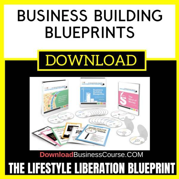 Dan Kennedy The Lifestyle Liberation Blueprint Business Building Blueprints free download idownloadprogram