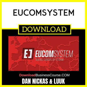 Dan Nickas and Luuk Eucomsystem FREE DOWNLOAD iDownloadProgram