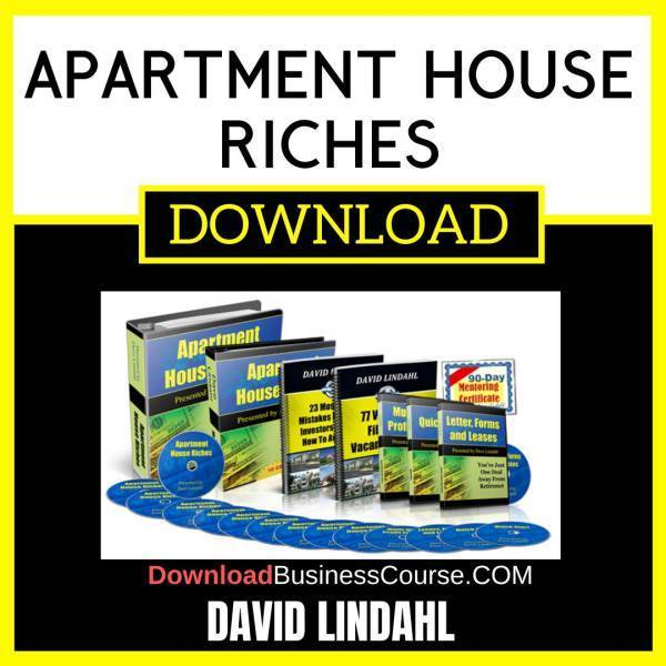 David Lindahl Apartment House Riches FREE DOWNLOAD iDownloadProgram