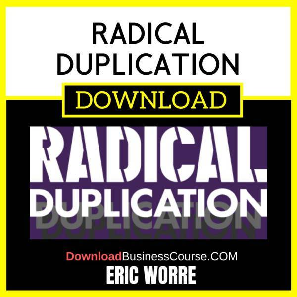 Eric Worre Radical Duplication free download idownloadprogram