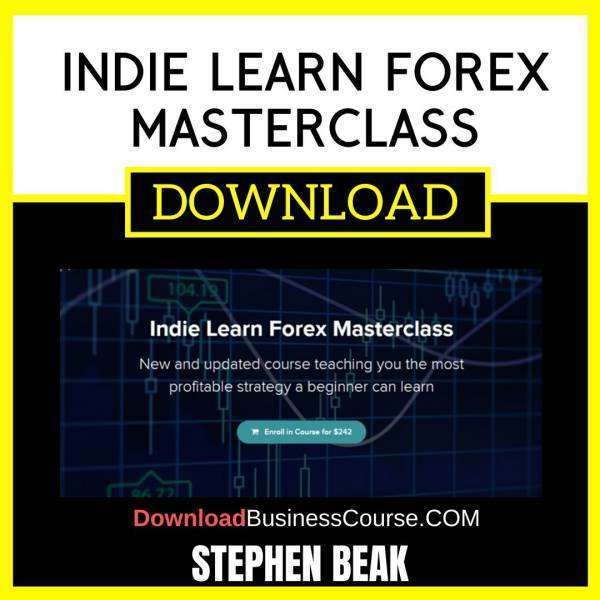 Indie Learn Forex Masterclass The Complete Forex Trader free download idownloadprogram