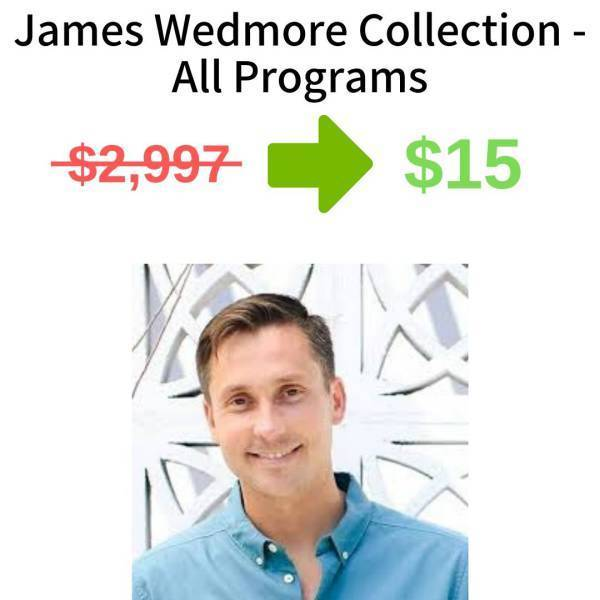 James Wedmore Collection - All Programs free download idownloadprogram