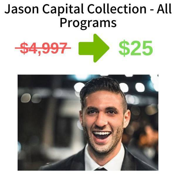 Jason Capital Collection - All Programs free download idownloadprogram
