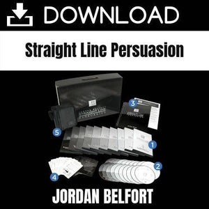 Jordan Belfort - Straight Line Persuasion FREE DOWNLOAD iDownloadProgram