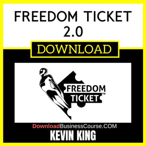 Kevin King Freedom Ticket 2.0