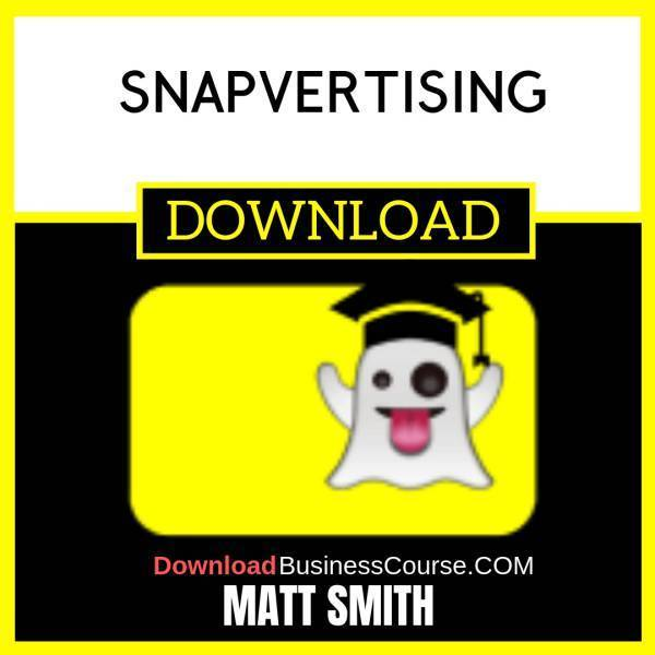 REMOVED [Download] Matt Smith - Snapvertising FREE DOWNLOAD iDownloadProgram